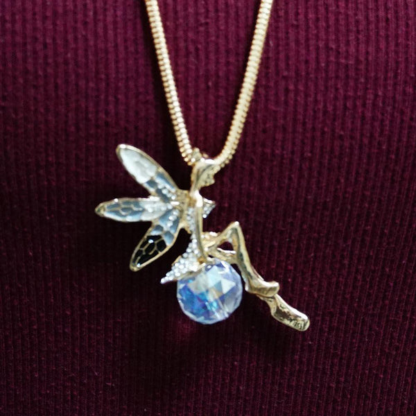 Flight of the Fairies Necklace