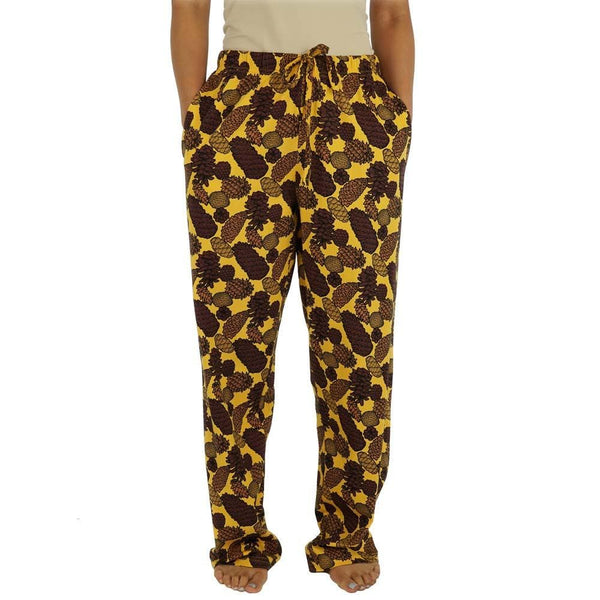 Pine Cones Adults Lounge Pants [FINAL SALE]
