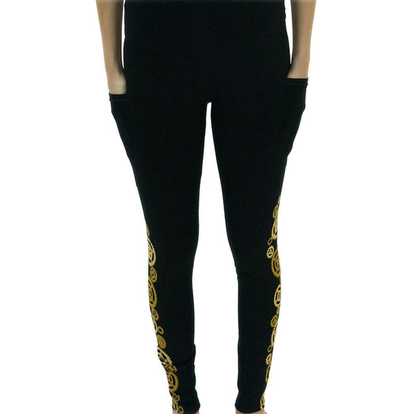 Gears Adults Leggings