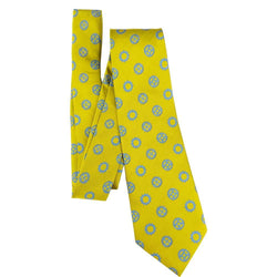 Gear Tie, Engineering Tie, Mechanical Gears Woven Silk Tie - Svaha USA STEAM-themed products for Science, Technology, Engineering, Arts & Humanities, and Math!
