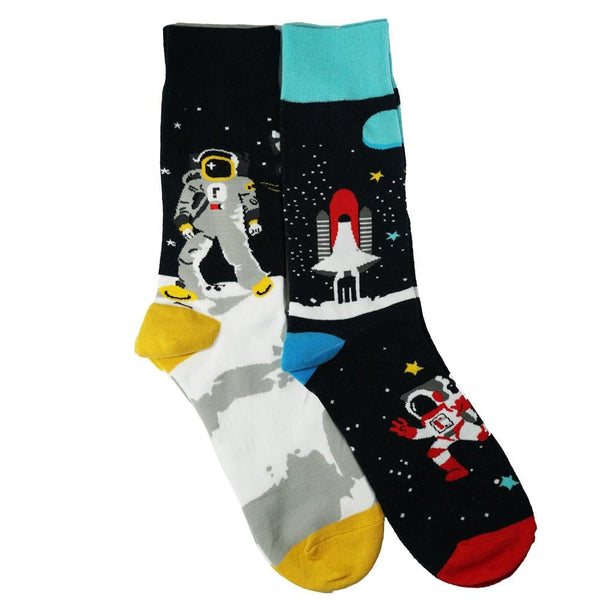 Cosmic Colonizer Socks Bundle - 2-Pack