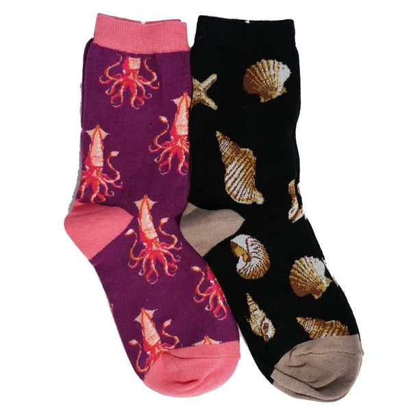 Under the Sea Socks Bundle - 2-Pack