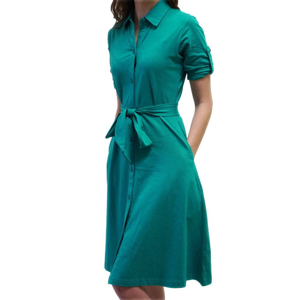 (Pre-order) Amazonite Sally Dress