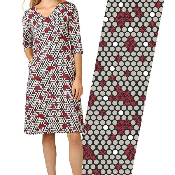 Herd Immunity Katherine Dress