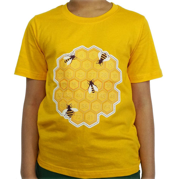 Honeycomb Kids T-shirt