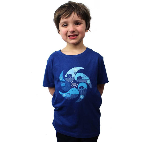 Kids Weather Shirt, Kids Geek T Shirt, Kids STEM Clothing, STEM clothing, Kids Weather Clothing - SVAHA USA