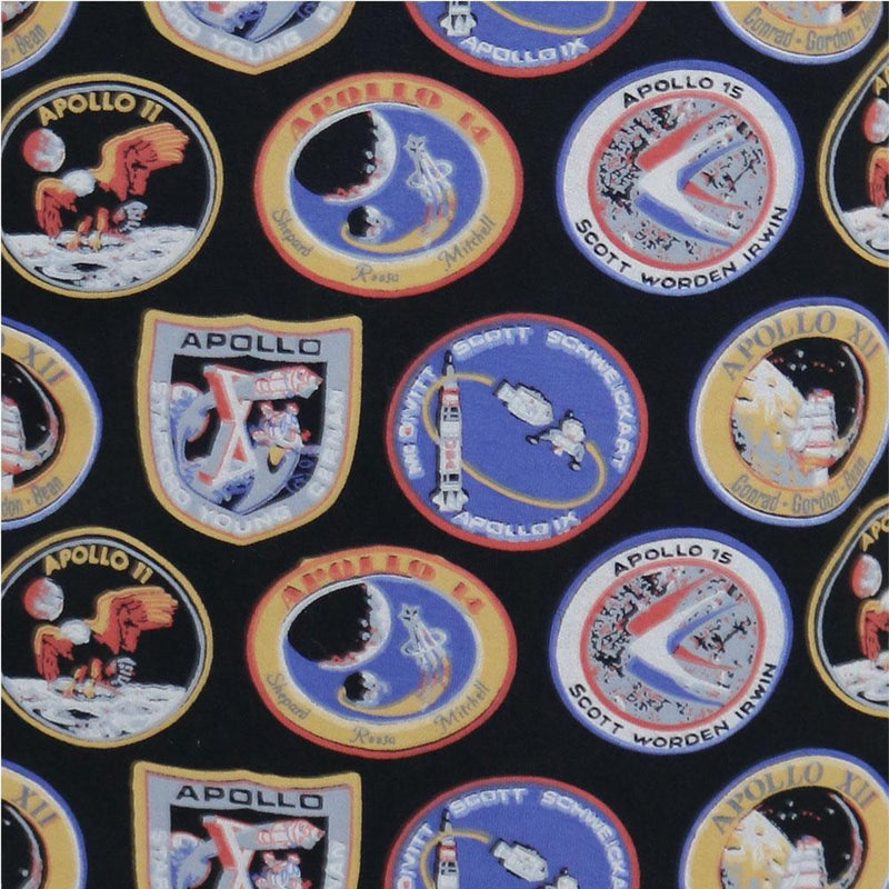 Apollo Missions Patches Unisex Tshirt