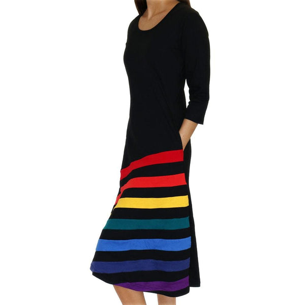 Life in Colors Katherine Midi Dress