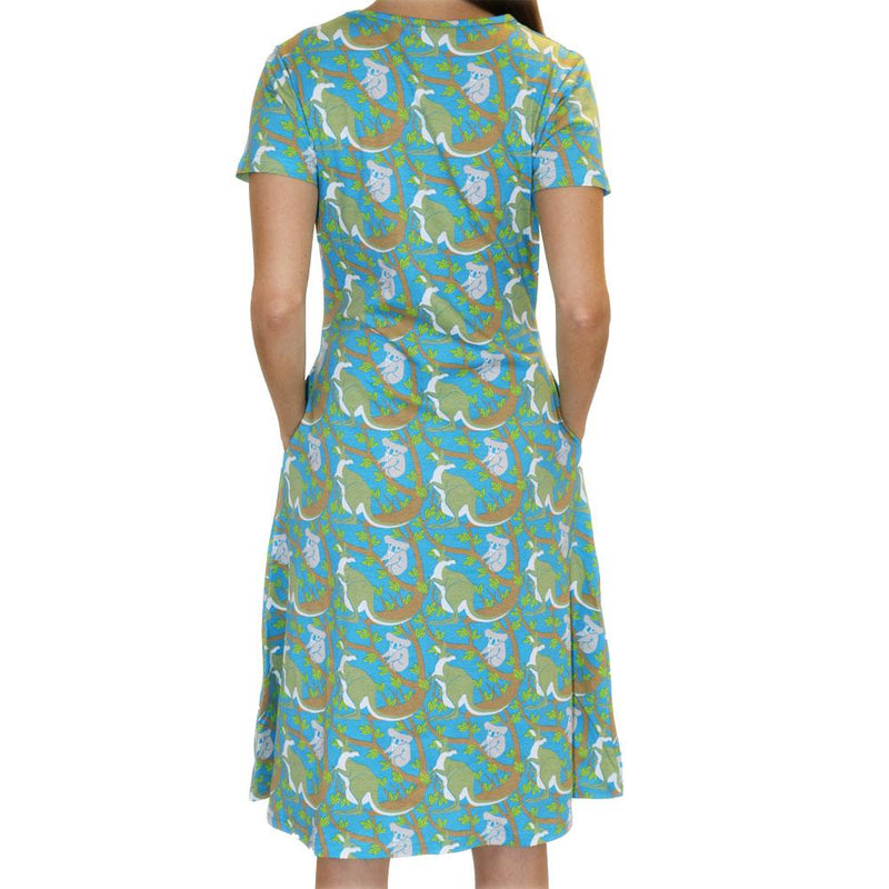 Save Our Marsupial Friends Katherine Dress [FINAL SALE]