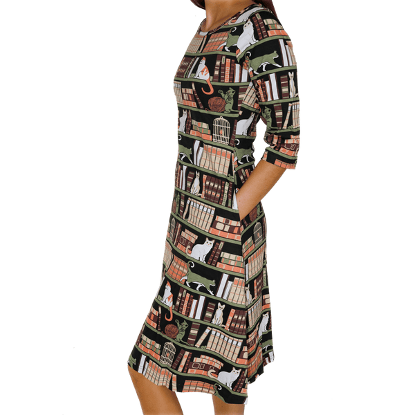Cat-a-Log of Feline Fiction Katherine Dress