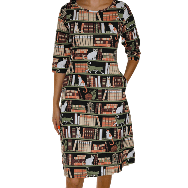 Cat-a-Log of Feline Fiction Rosalind Dress