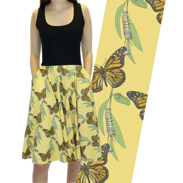 (Pre-order) Metamorphosis Butterfly Parks Dress
