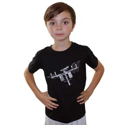 International Space Station Kids T-Shirt - Svaha USA
