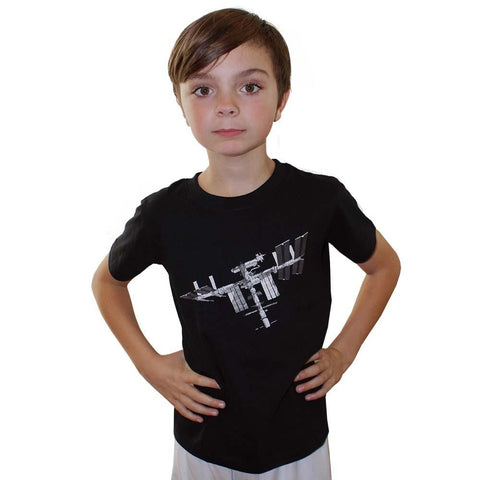 c9730d63 International Space Station Kids T-Shirt - Svaha USA