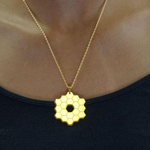 James Webb Telescope Necklace
