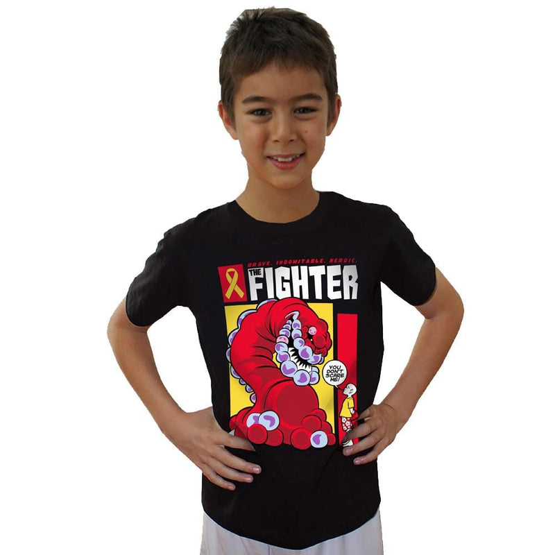 'The Cancer Fighter' Kids T-Shirt [FINAL SALE]