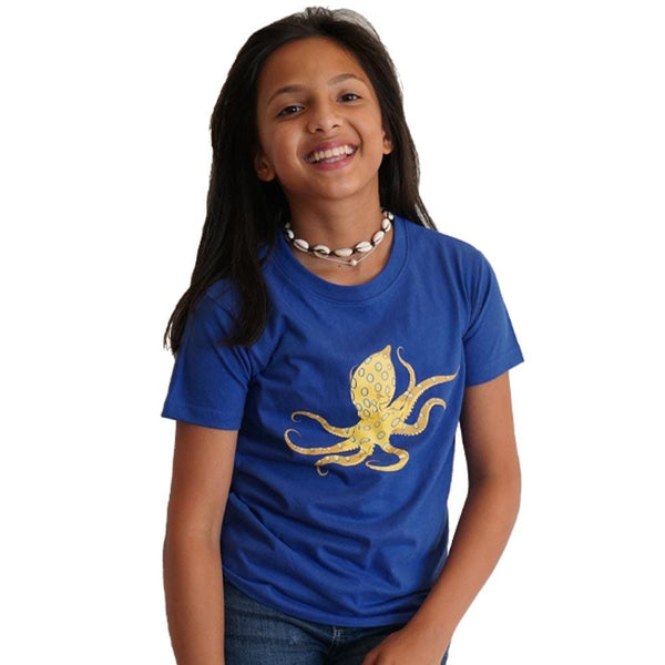 Kids Glow-in-the-Dark Shirt, Kids Science Shirt, Kids STEM Shirt, Kids Octopus Shirt, Kids Oceanography Shirt, Kids Oceanographer Shirt, Kids Marine Biology Shirt, Kids Marine Biologist Shirt, Kids Sea Creatures Shirt, Kids Tentacles Shirt, Kids Science Shirt, Kids STEM Shirt, Kids Sea Animal Shirt, Kids Cephalopoda Shirt, Kids Squid Shirt, Kids Nautiloids Shirt, Kids Octopus Glow-in-the-Dark Adult T-Shirt - SVAHA USA