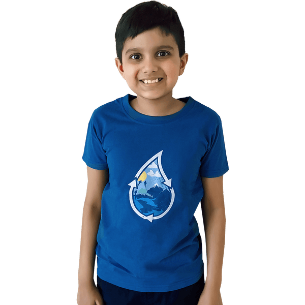 Kids Meteorolgy Shirt, Kids Earth Science Shirt, Kids Science Shirt, Kids Earth Shirt, Kids STEM Shirt, Kids Weather Shirt, Kids Environmental Shirt, Kids Environment Shirt, Kids Water Cycle T-Shirt - Svaha USA - STEM - Kids Apparel