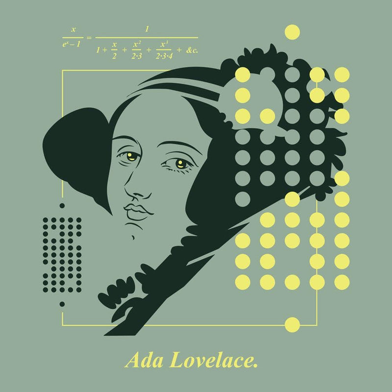 Ada Lovelace Raglan Top