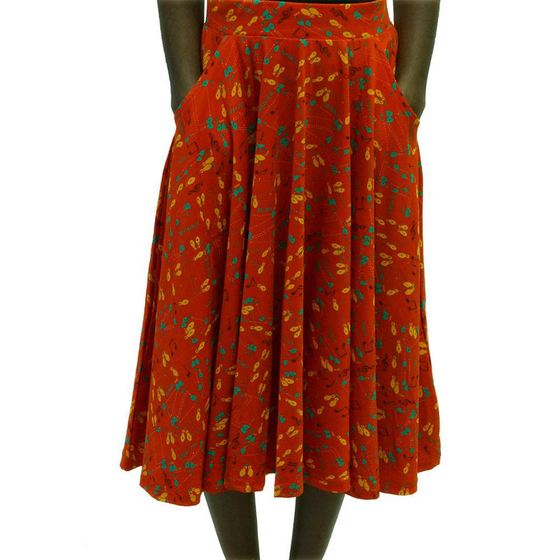 Let's Dance Twirl Skirt