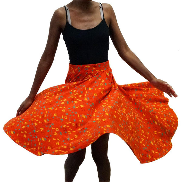 Let's Dance Twirl Skirt [FINAL SALE]