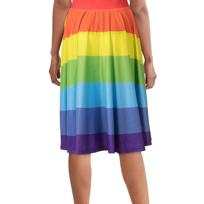 Life in Colors Twirl Skirt