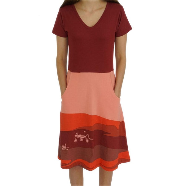 (Pre-order) Mars Landing Ruby Dress