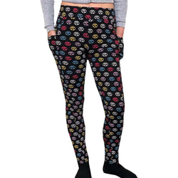 Math Leggings with Pockets, Geek Leggings with Pockets, Rainbow Leggings with Pockets, Womens Leggings with Pockets, Pi Symbol Leggings with Pockets, Trigonometry Leggings with Pockets, Algebra Leggings with Pockets, Math Leggings with Pockets, STEM Leggings with Pockets, Artithmetic Leggings with Pockets, Mathematics Leggings with Pockets, Math Leggings with Pockets, Rainbow Pi Leggings with Pockets - SVAHA USA