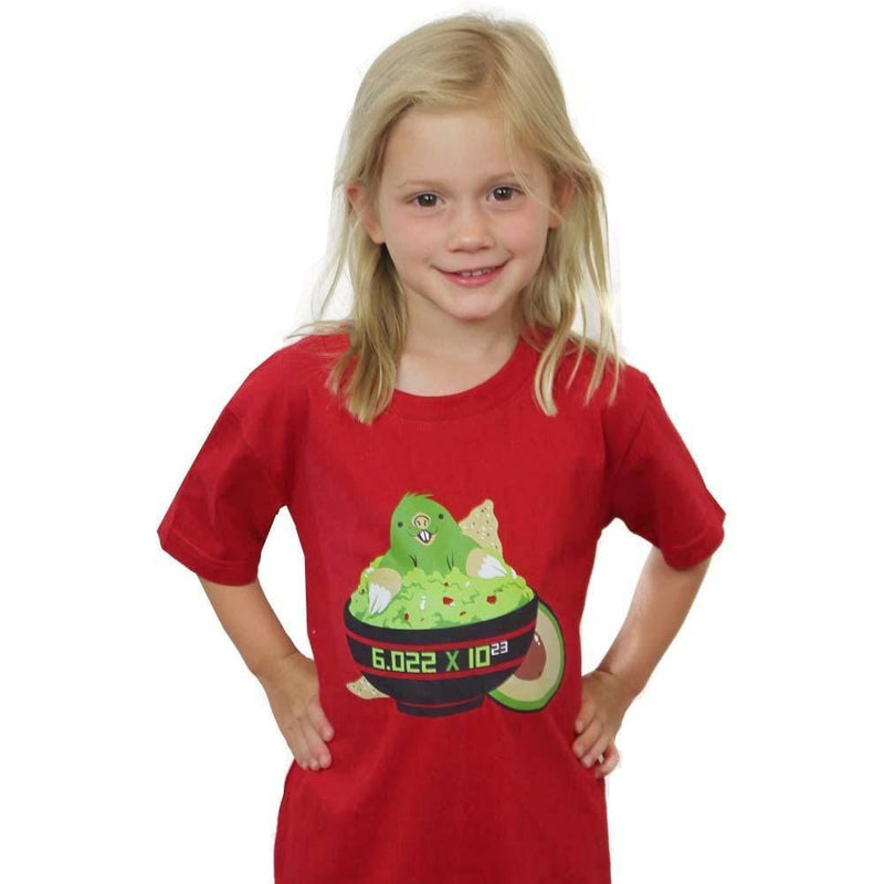 Avogadro's Number Kids T-Shirt - Svaha USA