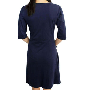 Nuclear Fission Fit & Flare Dress