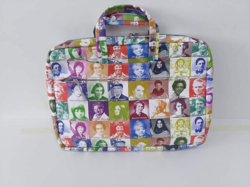 Amazing Women Pioneers Messenger Bag - Svaha USA