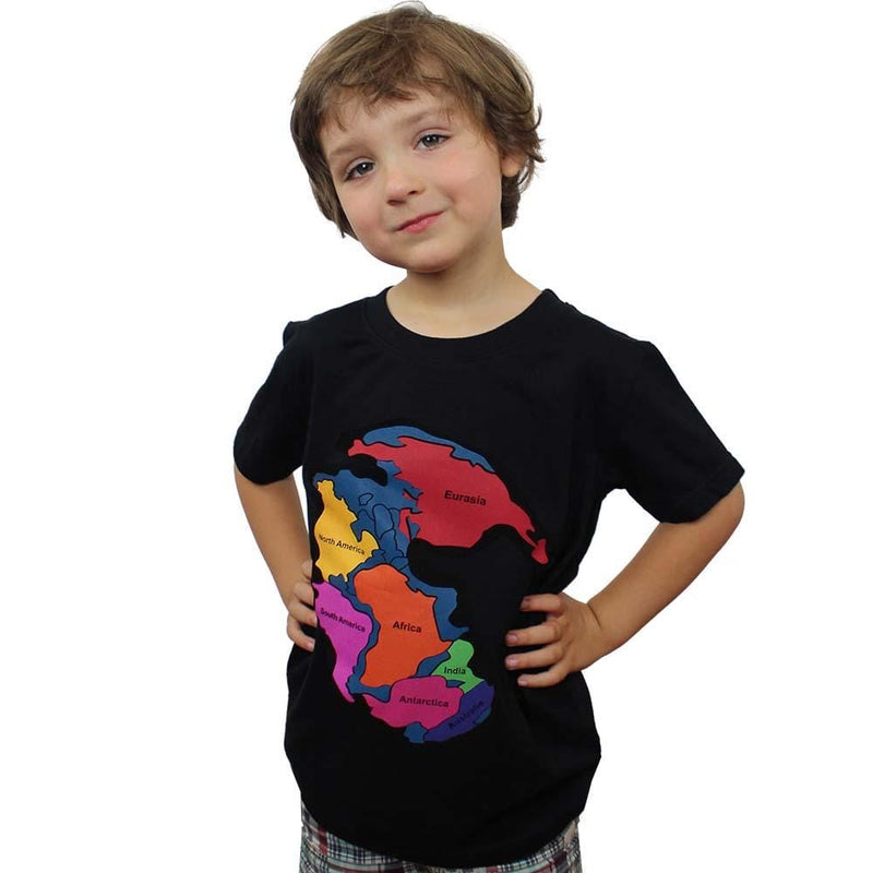 Pangaea Kids T-Shirt - Svaha Apparel