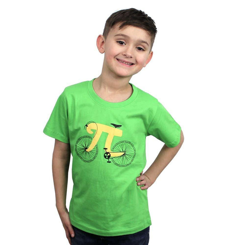 Pi-Cycle Kids T-Shirt - Svaha Apparel