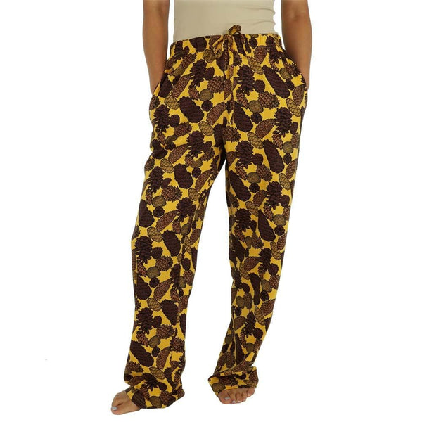 Pine Cones Adults Lounge Pants
