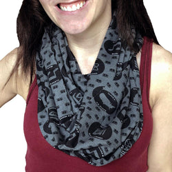 Library of Congress Infinity Scarf - Svaha USA