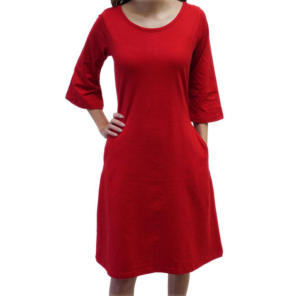 Red-ioactive Curie Dress [FINAL SALE]