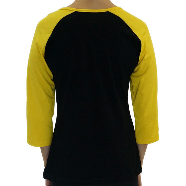 You are my Sunshine Raglan Top