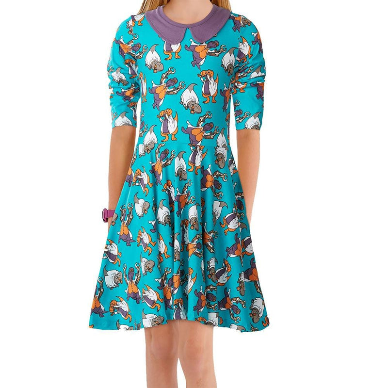 Scientific Rex Kids Twirl Dress