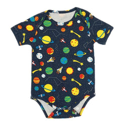Space Exploration Baby Bodysuit