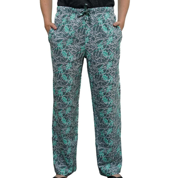 Spider Web Dew Drops Adults Lounge Pants [FINAL SALE]