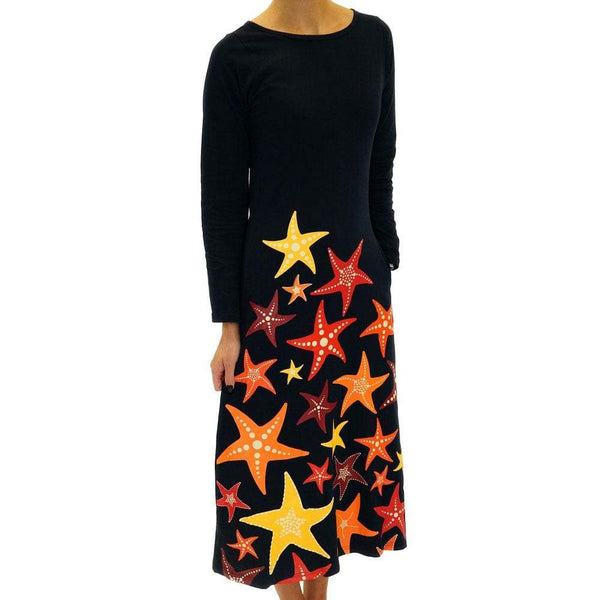 Starfish Maxi Dress