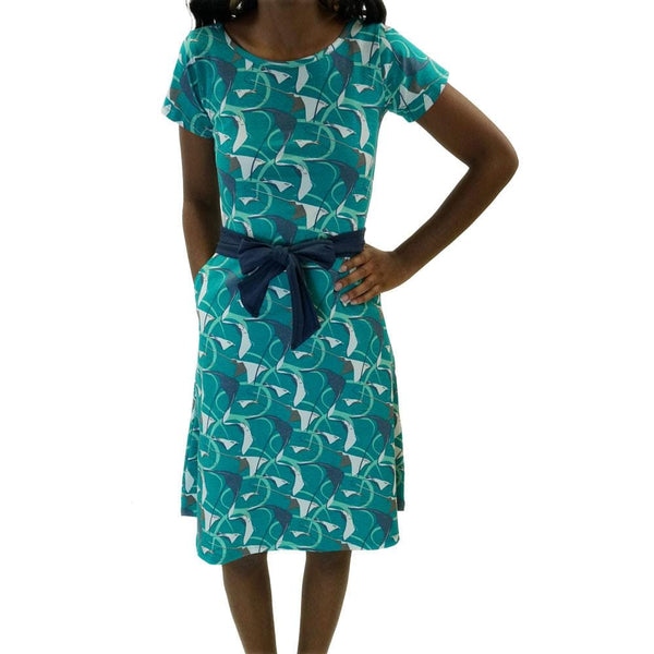 Stingrays Katherine Dress