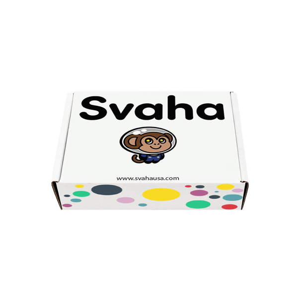 Svaha STEAM 'December 2020' Box - One-Time-Purchase