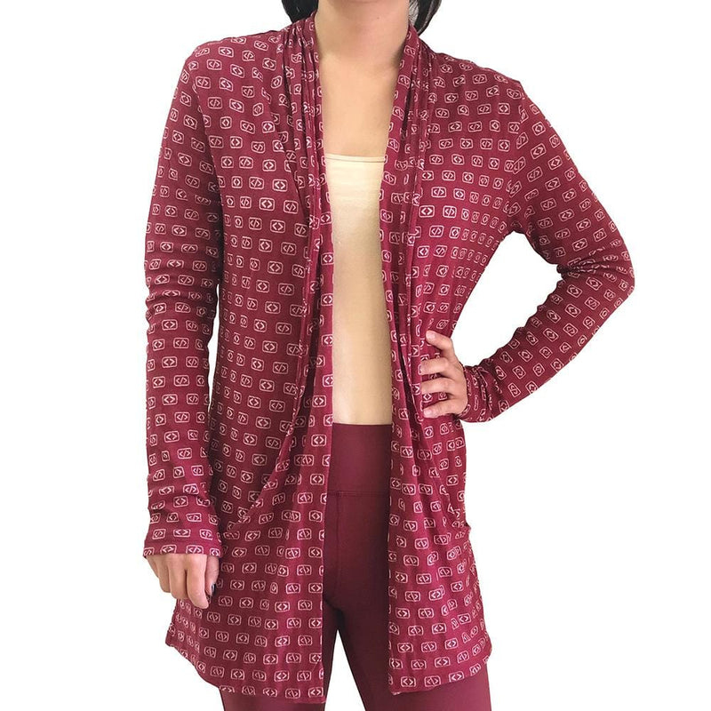 Coding Cardigan, Technology Cardigan, IT Cardigan, Computer Science Cardigan, Coding Cardigan, Technology Cardigan, HTML Cardigan with Pockets - SVAHA USA