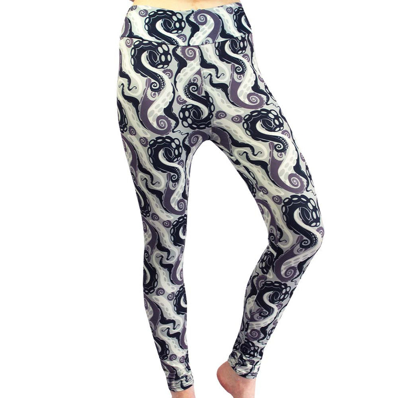 Tentacles Adults Leggings
