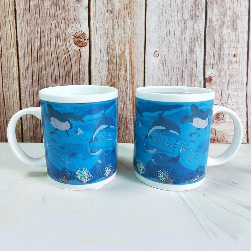Under the Sea Heat-Activating Mug [FINAL SALE]