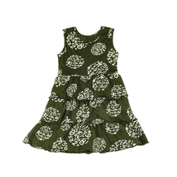 Circles of Calculation Kids Twirl Dress