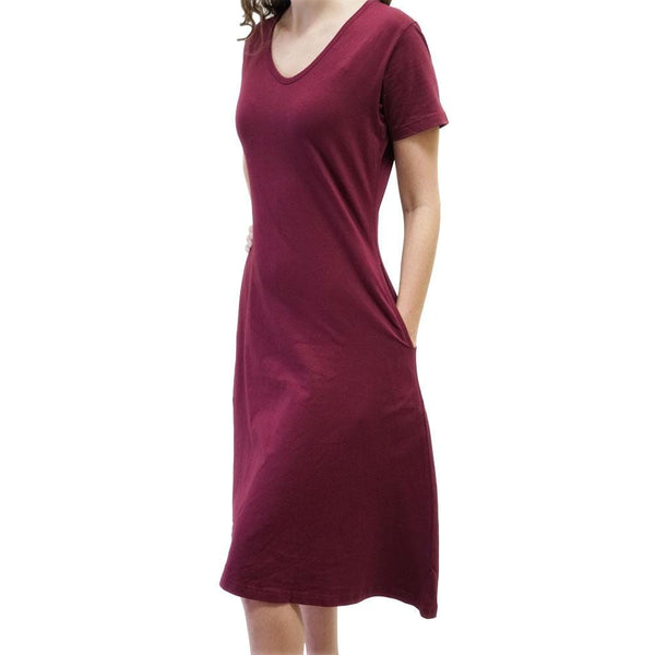 Garnet Katherine Dress