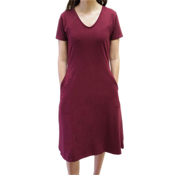 Garnet Katherine Dress [FINAL SALE]