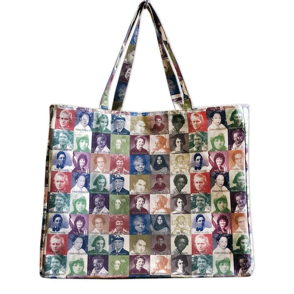 Science Bag, Scientist Bag, STEM Bag, STEM Tote, Science Tote, Scientist Tote, Rosalind Franklin Bag, Ada Lovelace Bag, Amelia Earhart Bag, Marie Curie Bag, Amazing Women Pioneers Tote - SVAHA USA